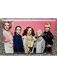Take Absolutely Fabulous Group Shot 2 x 3 Refrigerator MAGNET Image 2 reviews