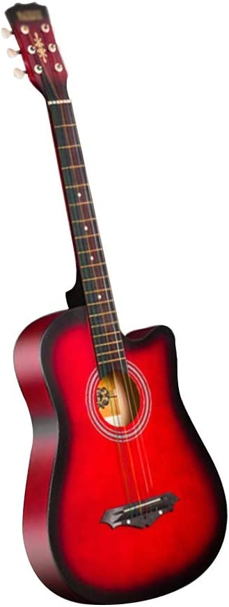 BAIYING-Guitarra Acústica Principiante Guitarra Clasica Hecho A ...