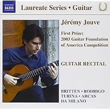 Jeremy Jouve: Guitar Recital