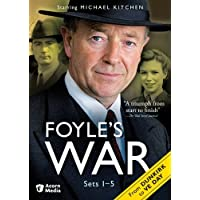 Foyle's War: Sets 1-5 - From Dunkirk to VE-Day
