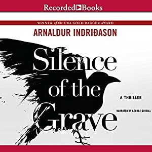 Silence of the Grave Audiobook
