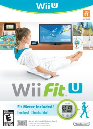 Amazon.com: Wii Fit U with Fit Meter (Nintendo Wii U): Video ...