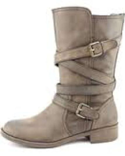 e8d10157e Report Signature - Botas para Mujer marrón marrón  Amazon.es  Zapatos y  complementos