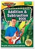 i learn america dvd - Addition & Subtraction Rock DVD by Rock 'N Learn