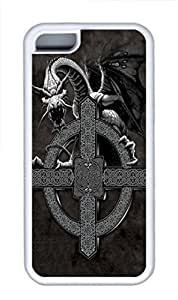 Lmf DIY phone caseipod touch 5 Case and Cover Dj Minimalistic Graphic HAC1014179 TPU Silicone Rubber Case Cover for ipod touch 55 and ipod touch 5 WhiteLmf DIY phone case