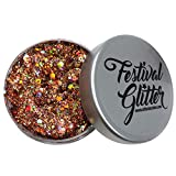 Art Factory Festival Glitter - Pumpkin Spice (50 ml/1 fl oz)