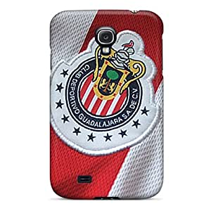 Shock Absorption Hard Phone Covers For Samsung Galaxy S4 With Support Your Personal Customized Beautiful Chivas Skin KimberleyBoyes