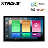 XTRONS Octa-Core 64bit 10.1 Inch Android 6.0 HD Digital Multi-touch Screen Car Stereo DVD Player GPS Radio Screen Mirroring OBD2 Double 2 Din