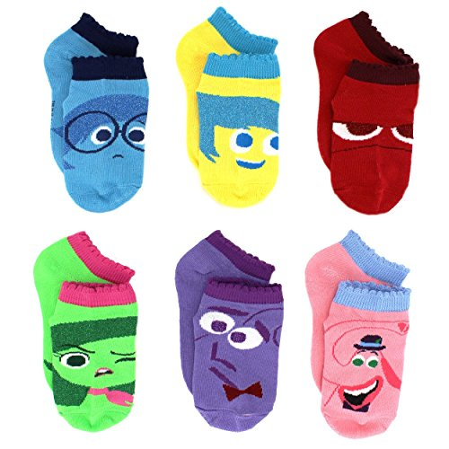 Inside Girls Socks Toddler Little