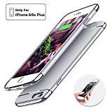 ویکالا · خرید  اصل اورجینال · خرید از آمازون · iPhone6plus/6S plus Battery Case ,Joyroom Ultra Slim Extended Battery Case for iPhone 5.5inch, with 3500mAh Portable Charger Case External Battery Rechargeable Backup Case (Silver) wekala · ویکالا