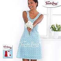 Tante Ema Großes Nähglück Nr. 9, Sommerkleid mit Abnähern Größen 34 bis 46