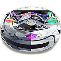 Skin Decal Vinyl Wrap For IRobot Roomba 650 655 Vacuum / Abstract Trooper