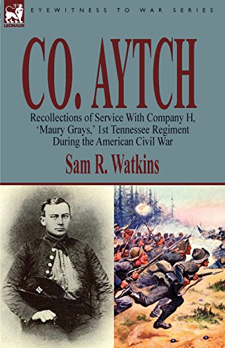 Account of the life of sam r watkins