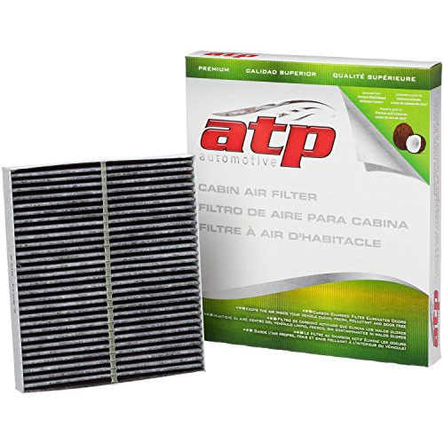 ATP Automotive TA-5  Carbon Activated Premium Cabin Air - Town Coconut