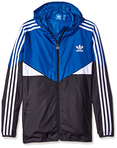 Amazon.com: adidas Originals Boys Junior Colorado Windbreaker ...