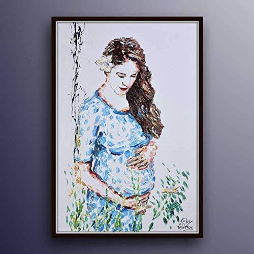 Αποτέλεσμα εικόνας για pregnant painting
