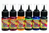 DecoArt DASK270 Glass Stains Sample Pack