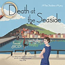 Death at the Seaside: A Kate Shackleton Mystery Audiobook by Frances Brody Narrated by Joan Walker