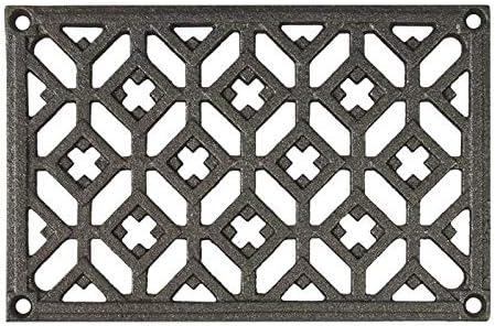 130 x 100 cm Rejilla de ventilaci/ón rectangular Rybacki SL