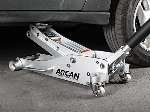 Arcan Alj3t Aluminum Floor Jack 3 Ton Capacity Buy