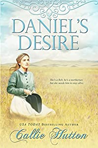 Daniel's Desire by Callie Hutton ebook deal
