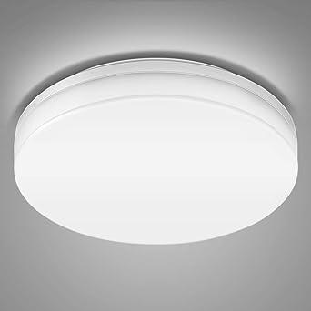 Le Lighting Ever Plafonnier Led 15w 1250lm Lampe De Plafond