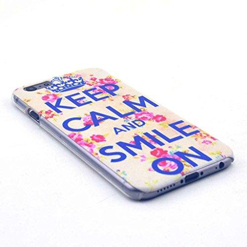 Iphone 6(4.7) Dur Coque Etui,Yaobai-Coque de protection en PC pour Apple Iphone 6 Etui Hard case cover housse