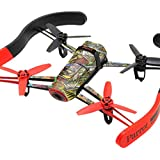 Skin For Parrot Bebop Quadcopter Drone – Fish Puzzle | MightySkins Protective, Durable, and Unique Vinyl Decal wrap cover | Easy To Apply, Remove, and Change Styles | Made in the USA