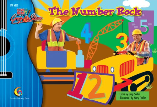 The Number Rock, Sing & Read with Greg & Steve (Greg & Steve Readers)