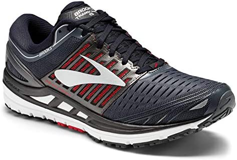 Brooks Mens Transcend 5 Running Shoe
