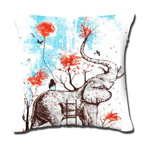 ytl-custom-cotton-polyester-soft-square-zippered-cushion-throw-case-pillow-case-cover-18x18-elephant