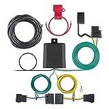 #4: CURT Manufacturing 56329 Custom Wiring Harness, 1 Pack