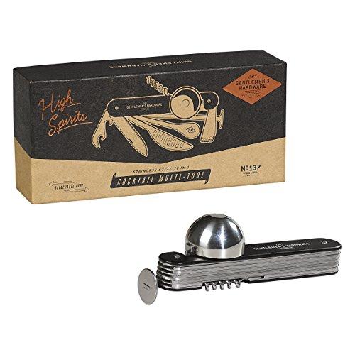 Gentlemen's Hardware 10-in-1 Stainless Steel
