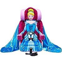 Asiento elevador para automóvil con arnés 2 en 1 KidsEmbrace, Princesa de Disney Cenicienta, Rosa