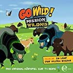 Im Land der wilden Bisons (Go Wild - Mission Wildnis 25) | Thomas Karallus