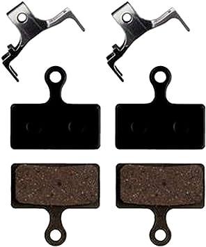 2 pares Pastillas de freno de disco hidráulicas de bicicleta de ...