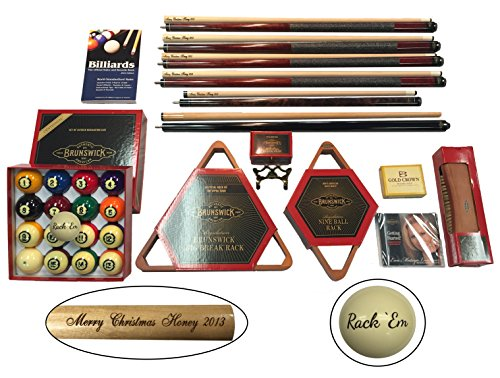 Customized Brunswick Centennial Play Package Accessory Kit