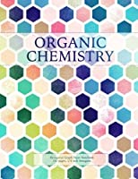 Organic Chemistry: Hexagonal Graph Paper Notebook, 160 pages, 1/4 inch hexagons (Hexagonal Graph Paper Notebooks) (Volume 4)