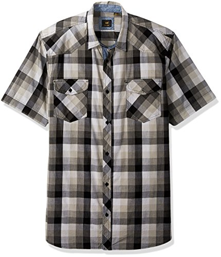 Plaid Big Shirt - 5