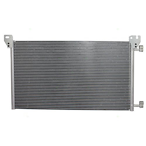 A/C AC Condenser Cooling Assembly Replacement for Hummer Chevrolet Cadillac Pickup Truck SUV 20913751 AutoAndArt