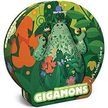 Gigamons - Memory Board Game
