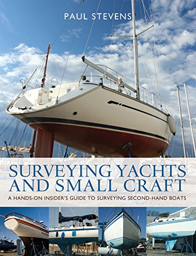 Chris Craft Yacht - Surveying Yachts and Small Craft