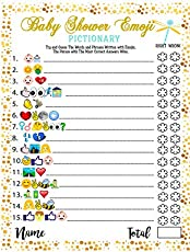 Ultimate List Of 100 Baby Words List Baby Shower Pictionary