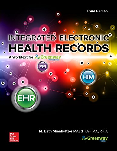 Integrated Electronic Health Records with - Integrated Electronic
