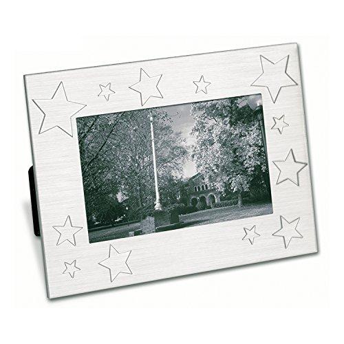 - Marketing Innovations Intl Embossed Aluminum Photo Frame (Embossed Stars)