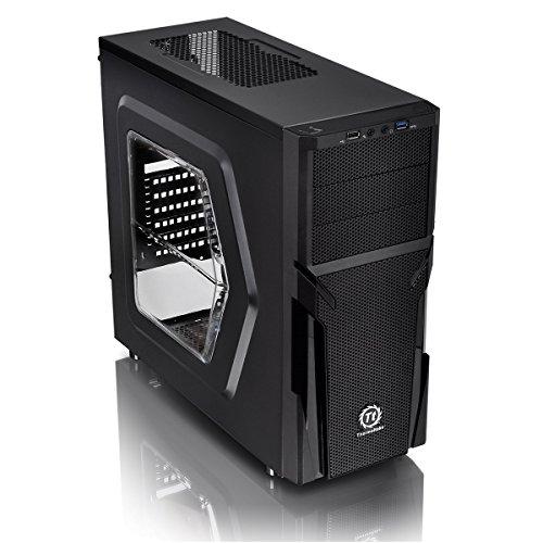 THERMALTAKE Versa H21 ATX MID Tower USB3.0 CASE Black