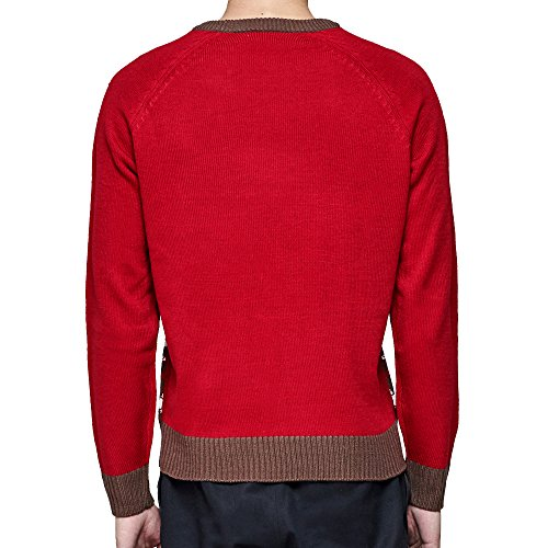 Blueberry Pet Ugly Christmas Men's Women's Holiday Festive Pullover Crewneck Sweater, Sweaters for Men or Women, Medium by Blueberry Pet (Image #3)'