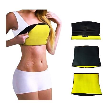 b4e2e228d9a94 Saundarya Shaper Belt Non-Tearable Tummy Trimmer for Men   Women (Size ...