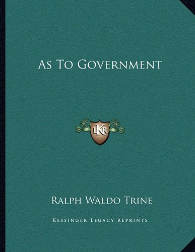 As To Government PDF