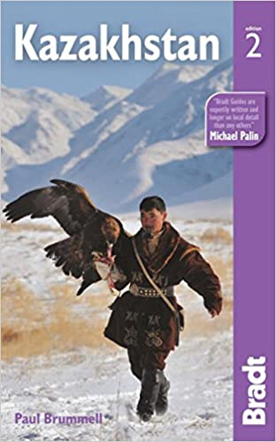 Book Kazakhstan (Bradt Travel Guides)